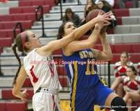 CIAC Girls Basketball; Wolcott 50 vs. Seymour 47 - Photo # (50)