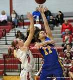 CIAC Girls Basketball; Wolcott 50 vs. Seymour 47 - Photo # (51)