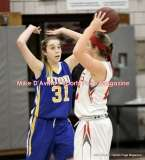 CIAC Girls Basketball; Wolcott 50 vs. Seymour 47 - Photo # (55)
