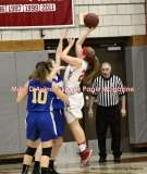 CIAC Girls Basketball; Wolcott 50 vs. Seymour 47 - Photo # (56)