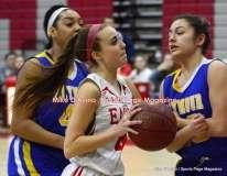 CIAC Girls Basketball; Wolcott 50 vs. Seymour 47 - Photo # (66)