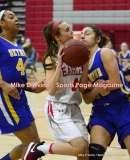 CIAC Girls Basketball; Wolcott 50 vs. Seymour 47 - Photo # (67)