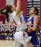 CIAC Girls Basketball; Wolcott 50 vs. Seymour 47 - Photo # (69)