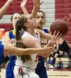 CIAC Girls Basketball; Wolcott 50 vs. Seymour 47 - Photo # (77)