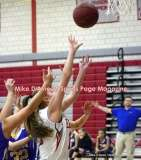 CIAC Girls Basketball; Wolcott 50 vs. Seymour 47 - Photo # (78)