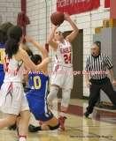 CIAC Girls Basketball; Wolcott 50 vs. Seymour 47 - Photo # (79)