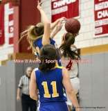 CIAC Girls Basketball; Wolcott 50 vs. Seymour 47 - Photo # (83)