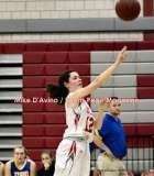 CIAC Girls Basketball; Wolcott 50 vs. Seymour 47 - Photo # (84)