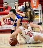 CIAC Girls Basketball; Wolcott 50 vs. Seymour 47 - Photo # (85)