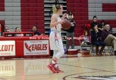 Gallery CIAC Girls Basketball; Wolcott 50 vs. Torrington 54 - Photo # (103)