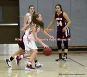 Gallery CIAC Girls Basketball; Wolcott 50 vs. Torrington 54 - Photo # (108)