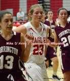 Gallery CIAC Girls Basketball; Wolcott 50 vs. Torrington 54 - Photo # (119)