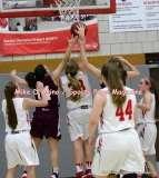 Gallery CIAC Girls Basketball; Wolcott 50 vs. Torrington 54 - Photo # (130)