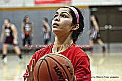 Gallery CIAC Girls Basketball; Wolcott 50 vs. Torrington 54 - Photo # (15)