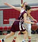 Gallery CIAC Girls Basketball; Wolcott 50 vs. Torrington 54 - Photo # (150)