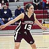 Gallery CIAC Girls Basketball; Wolcott 50 vs. Torrington 54 - Photo # (159)