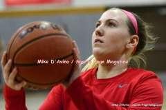 Gallery CIAC Girls Basketball; Wolcott 50 vs. Torrington 54 - Photo # (17)