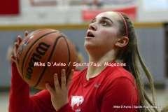 Gallery CIAC Girls Basketball; Wolcott 50 vs. Torrington 54 - Photo # (18)