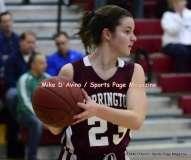 Gallery CIAC Girls Basketball; Wolcott 50 vs. Torrington 54 - Photo # (181)