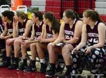 Gallery CIAC Girls Basketball; Wolcott 50 vs. Torrington 54 - Photo # (186)