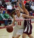 Gallery CIAC Girls Basketball; Wolcott 50 vs. Torrington 54 - Photo # (189)