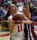 Gallery CIAC Girls Basketball; Wolcott 50 vs. Torrington 54 - Photo # (191)