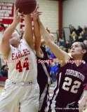 Gallery CIAC Girls Basketball; Wolcott 50 vs. Torrington 54 - Photo # (197)