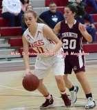 Gallery CIAC Girls Basketball; Wolcott 50 vs. Torrington 54 - Photo # (203)