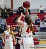 Gallery CIAC Girls Basketball; Wolcott 50 vs. Torrington 54 - Photo # (204)