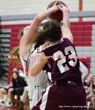 Gallery CIAC Girls Basketball; Wolcott 50 vs. Torrington 54 - Photo # (207)
