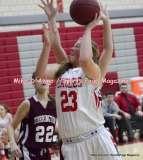 Gallery CIAC Girls Basketball; Wolcott 50 vs. Torrington 54 - Photo # (229)