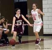 Gallery CIAC Girls Basketball; Wolcott 50 vs. Torrington 54 - Photo # (235)