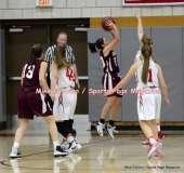 Gallery CIAC Girls Basketball; Wolcott 50 vs. Torrington 54 - Photo # (236)