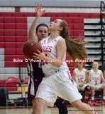 Gallery CIAC Girls Basketball; Wolcott 50 vs. Torrington 54 - Photo # (237)