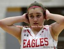 Gallery CIAC Girls Basketball; Wolcott 50 vs. Torrington 54 - Photo # (240)