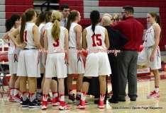 Gallery CIAC Girls Basketball; Wolcott 50 vs. Torrington 54 - Photo # (242)