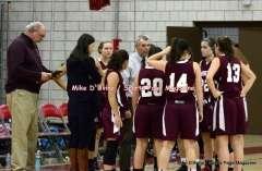Gallery CIAC Girls Basketball; Wolcott 50 vs. Torrington 54 - Photo # (243)