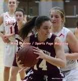 Gallery CIAC Girls Basketball; Wolcott 50 vs. Torrington 54 - Photo # (246)