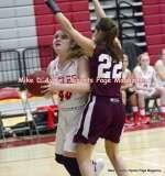Gallery CIAC Girls Basketball; Wolcott 50 vs. Torrington 54 - Photo # (249)