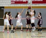 Gallery CIAC Girls Basketball; Wolcott 50 vs. Torrington 54 - Photo # (253)