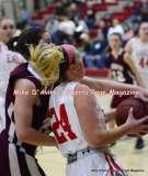 Gallery CIAC Girls Basketball; Wolcott 50 vs. Torrington 54 - Photo # (259)