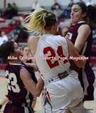 Gallery CIAC Girls Basketball; Wolcott 50 vs. Torrington 54 - Photo # (260)