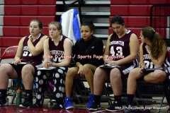 Gallery CIAC Girls Basketball; Wolcott 50 vs. Torrington 54 - Photo # (265)