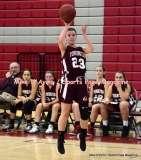 Gallery CIAC Girls Basketball; Wolcott 50 vs. Torrington 54 - Photo # (268)