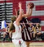 Gallery CIAC Girls Basketball; Wolcott 50 vs. Torrington 54 - Photo # (271)