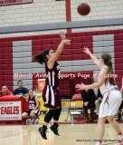 Gallery CIAC Girls Basketball; Wolcott 50 vs. Torrington 54 - Photo # (275)