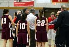 Gallery CIAC Girls Basketball; Wolcott 50 vs. Torrington 54 - Photo # (45)