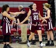 Gallery CIAC Girls Basketball; Wolcott 50 vs. Torrington 54 - Photo # (54)