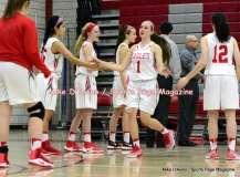 Gallery CIAC Girls Basketball; Wolcott 50 vs. Torrington 54 - Photo # (59)