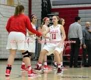 Gallery CIAC Girls Basketball; Wolcott 50 vs. Torrington 54 - Photo # (61)